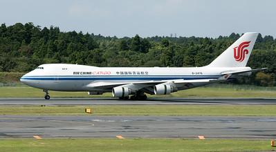 B-2476 AIR CHINA CARGO B747-400