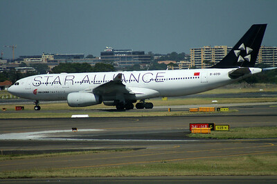 B-6091 AIR CHINA A-330
