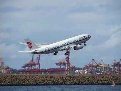 B-6075 AIR CHINA A330-200