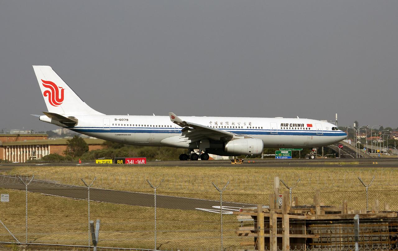 B-6079 AIR CHINA A330-200