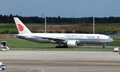 B-2063 AIR CHINA B777-200