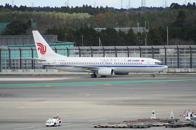 B-5326 AIR CHINA 737-800