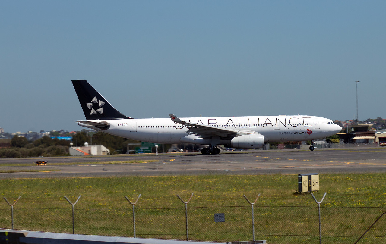 B-6091 AIR CHINA A330-200
