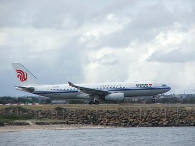 B-6075 AIRCHINA A330-200