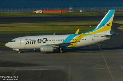 JA08AN AIR DO  B737-700