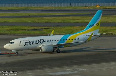 JA14AN AIR DO  B737-700