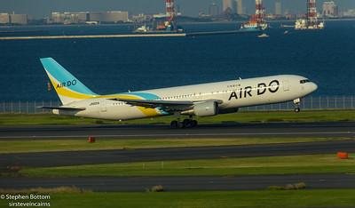 JA601A AIR DO B767-300