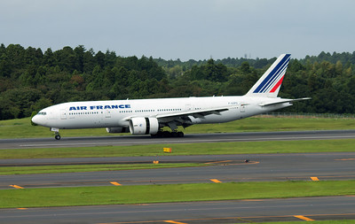 F-GSPO AIR FRANCE B777-200