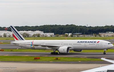 F-GSQH AIR FRANCE B777-300