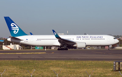 ZK-NCG AIR NEW ZEALAND B767-300