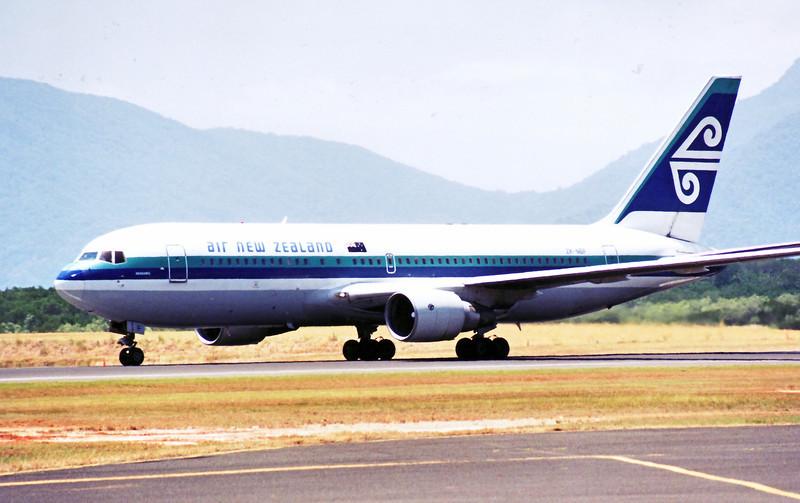 ZK-NBF AIR NEW ZEALAND B767-200