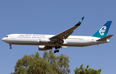 ZK-NCI AIR NEW ZEALAND B767-300