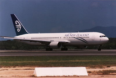 ZK-NCK AIR NEW ZEALAND B767-300