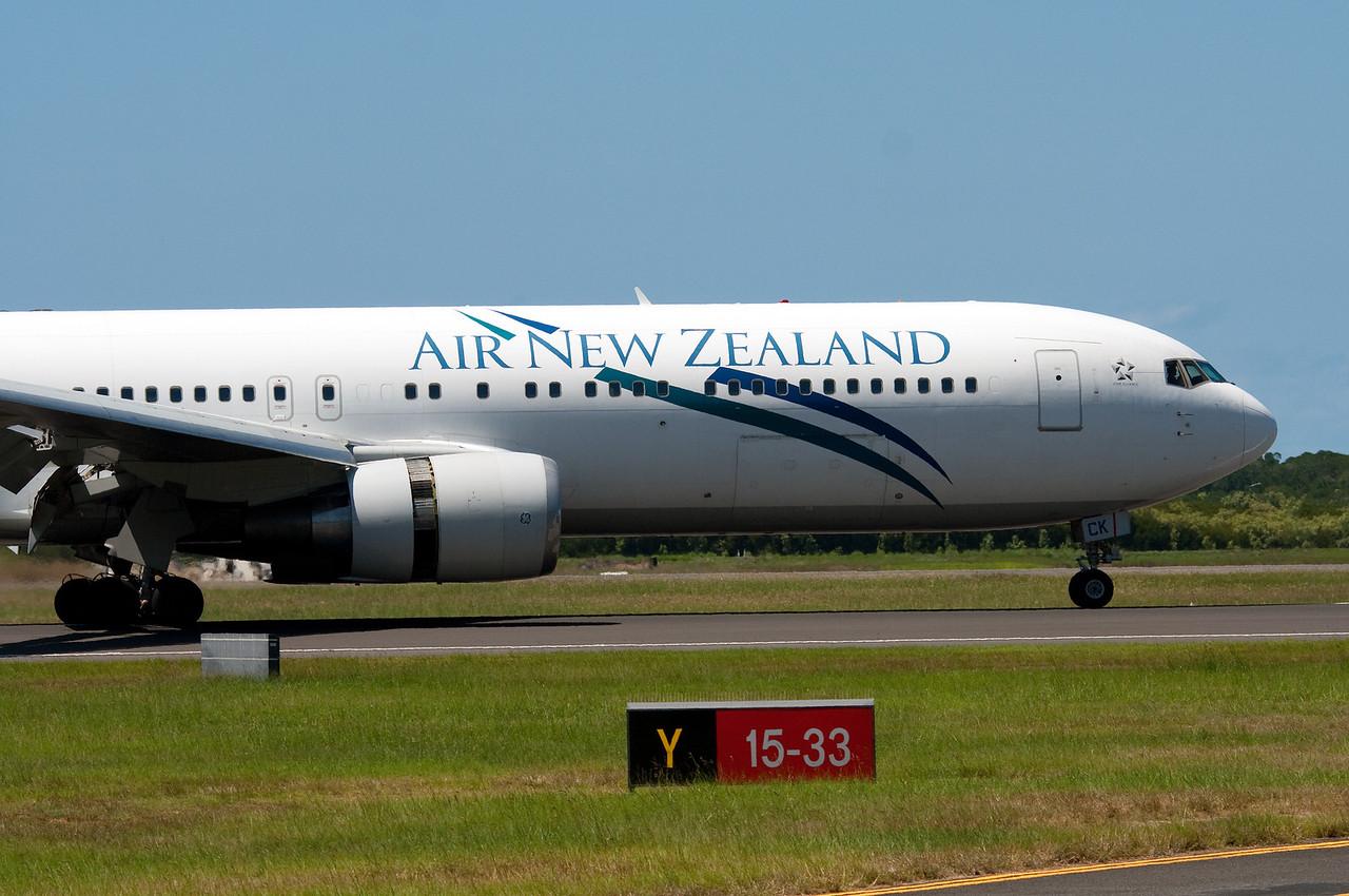 ZK-NCK AIR NEW ZEALAND B767-300