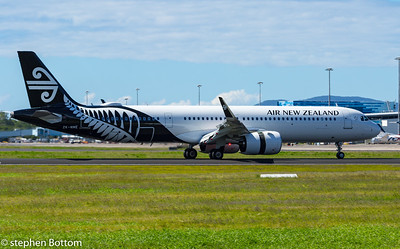 ZK-NNE AIR NEW ZEALAND A321NEO