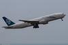 ZK-OKF AIR NEW ZEALAND B777-200