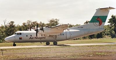 P2-ANN AIR NIUGINI DASH-7-100