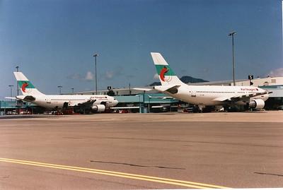P2-ANA P2-ANG AIR NIUGINI A310