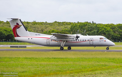 P2-PXL AIR NIUGINI DASH-8-300