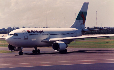 P2-ANA AIR NIUGINI A310