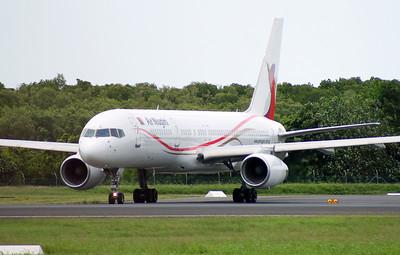 P2-ANB AIR NIUGINI B757