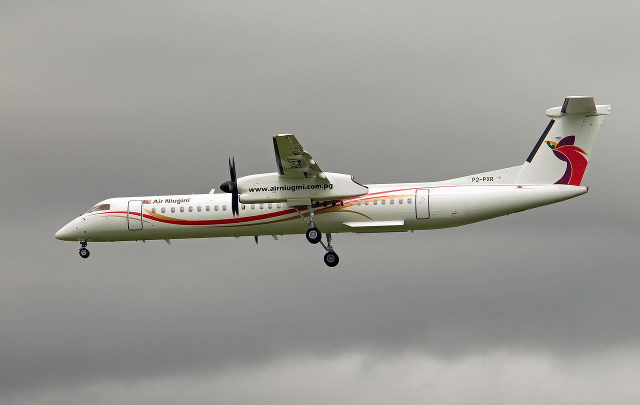 P2-PXR AIR NIUGINI DASH-8-Q400
