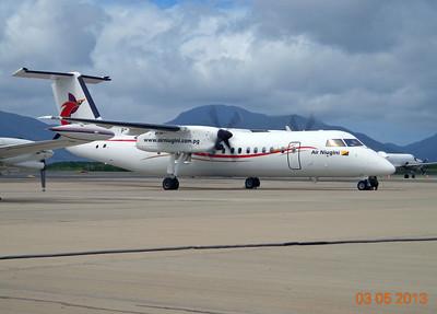 AIR NIUGINI DASH-8-300