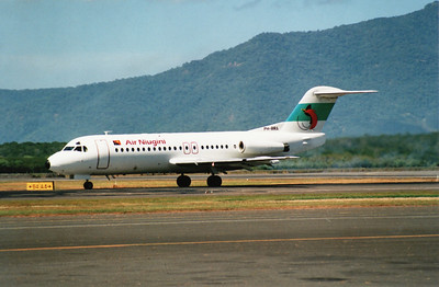 PH-RAA AIR NIUGINI F28