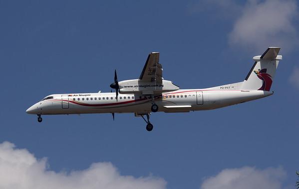 P2-PXT AIR NIUGINI DASH-8-Q400
