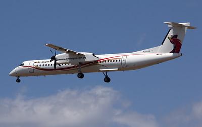 P2-PXP AIR NIUGINI DASH-8-Q400