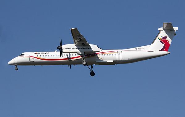 VH-PXP AIR NIUGINI DASH-8-Q400