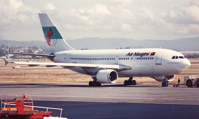 P2-ANA AIR NIUGINI A310