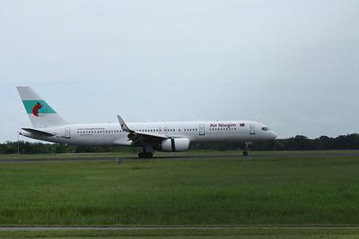 P2-ANB AIR NIUGINI 757