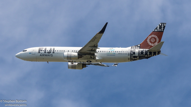 DQ-FJG FIJI AIRWAYS B737-800