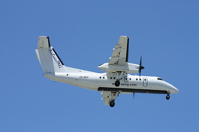 P2-MCP AIRLINES OF PNG DASH-8-100