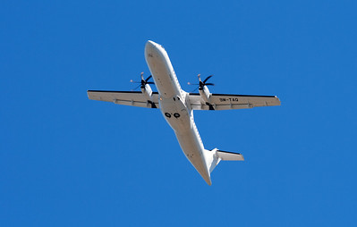 9M-TAQ AIRLINES OF PNG ATR-72