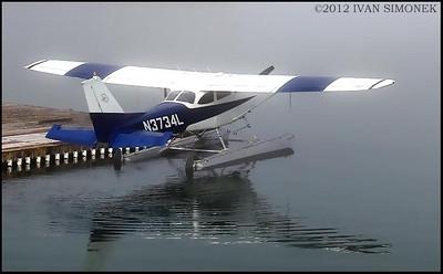 """FOGGY 6"",Wrangell,Alaska,USA."