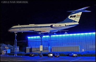 """""""TU 134"""",Sinsheim,Germany."""