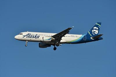 ALASKA  A319 & 320