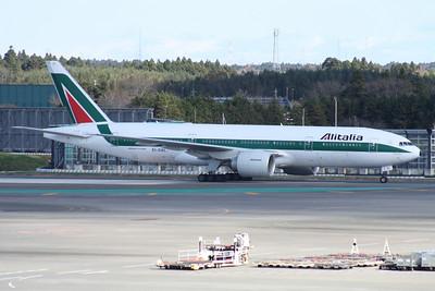 EI-DBL ALITALIA 777-200