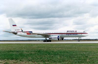 RA-64006 TUPOLEV TU-204