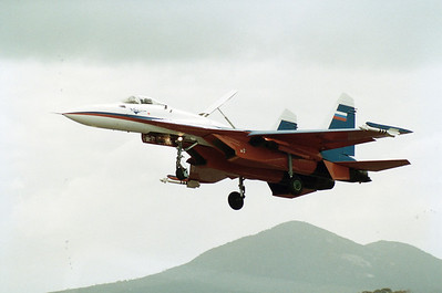 598 Su-27P FLANKER