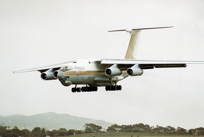 RA-76389 IL-76MD AVALON AIRSHOW 1995
