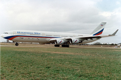 RA-96000 IL-96M AVALON AIRSHOW 1995