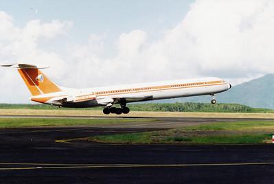 OK-BYV CZECH REPUBLIC AIR FORCE IL-62