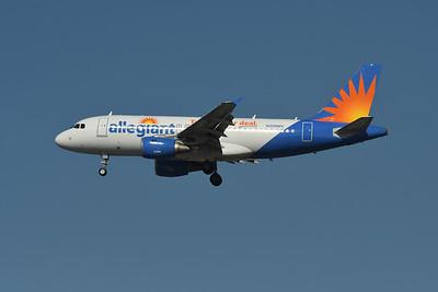 ALLEGIANT A319, A320