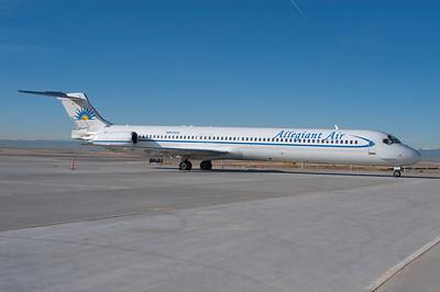 ALLIGIANT DC-9