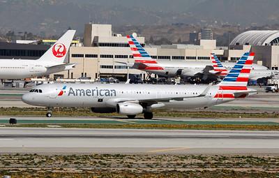 N102NN AMERICAN A321
