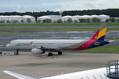 HL7711 ASIANA AIRLINES A321
