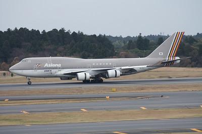 HL7417 ASIANA 747-400